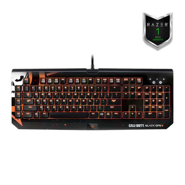 Teclado Razer Blackwidow Chroma Cod3