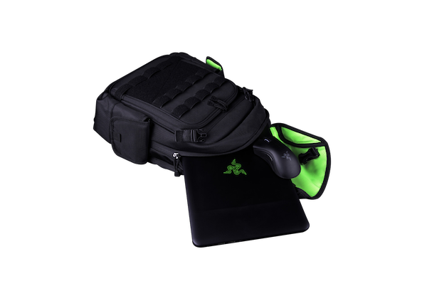 Mochila Razer Backpack Tactical Nylon Balístico