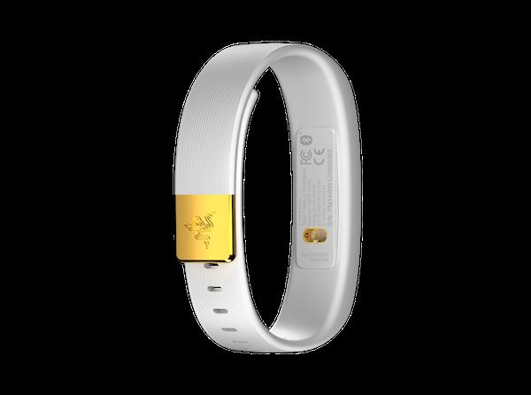 Smartband Razer Nabu X Branca Gamer/fitness