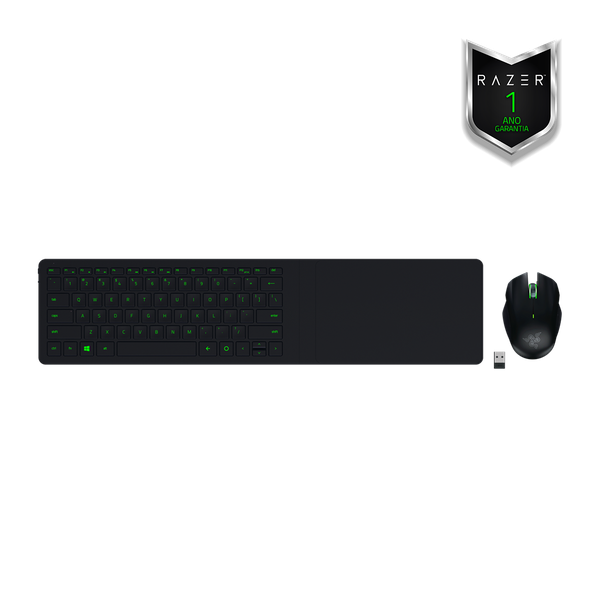 Lapboard Razer Gamer Turret Combo