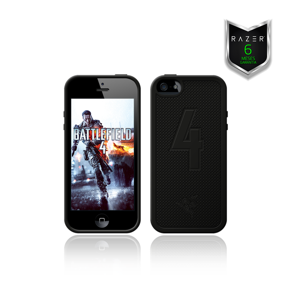 Capa de Celular Razer Oficial - Iphone 5 5s e SE - Battlefield 4