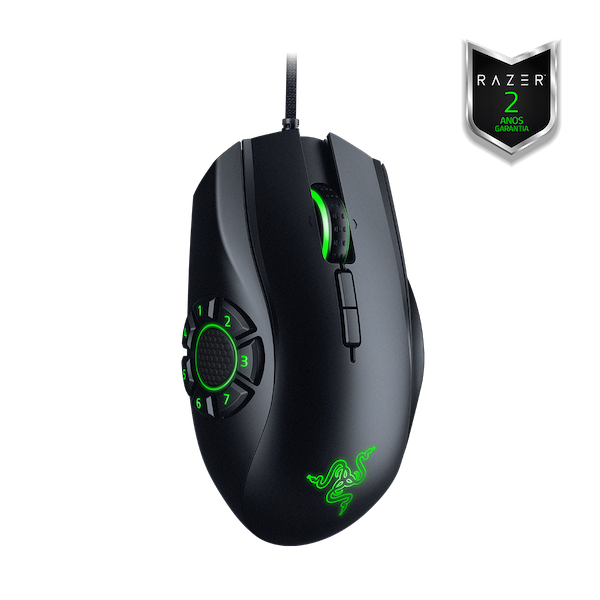 Mouse Razer Naga Hex V2 Chroma