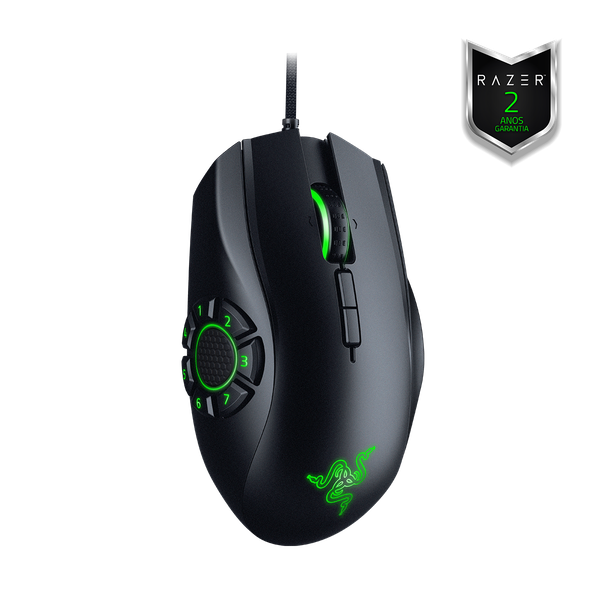 Mouse Razer Naga Hex V2 Chroma