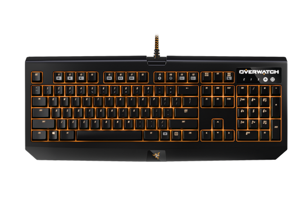 Teclado Gamer Blackwidow Chroma Overwatch