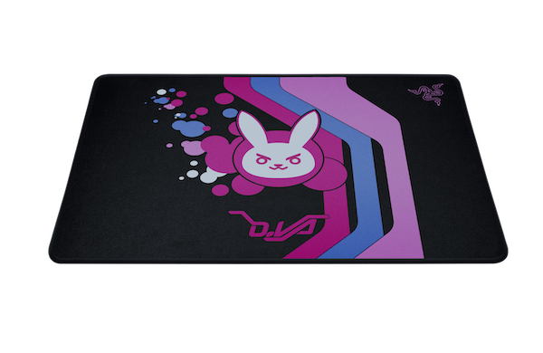 Mouse Pad Razer Goliathus Overwatch D.va Medium Speed