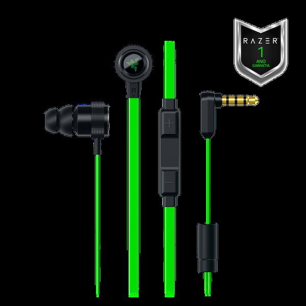 Headphone Razer Hammerhead Pro V2 Com Microfone