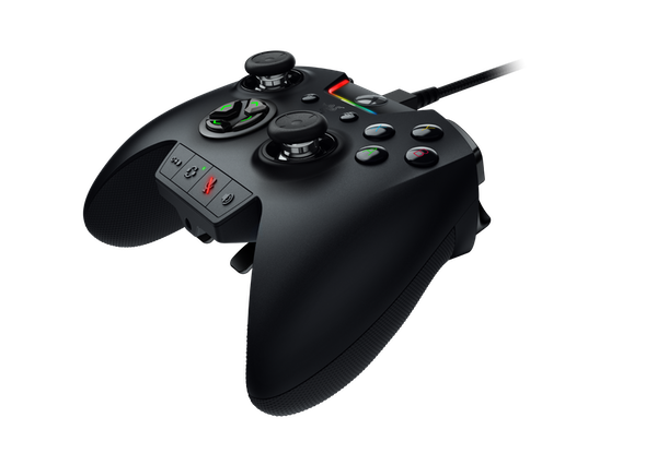 Controle Razer Wolverine Ultimate Chroma - Xbox One X Pc