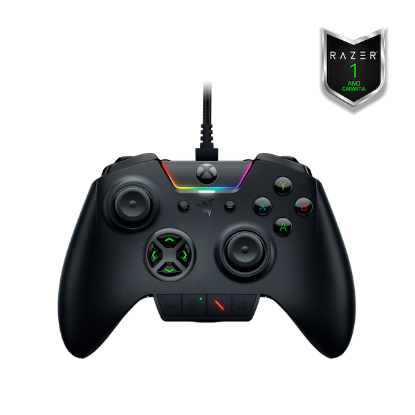 Controle Razer Wolverine Ultimate Chroma - Xbox One X Pc