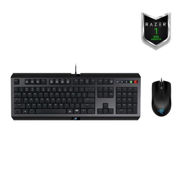 Combo Razer Teclado Cyclosa + Mouse Abyssus 1800DPI - PC