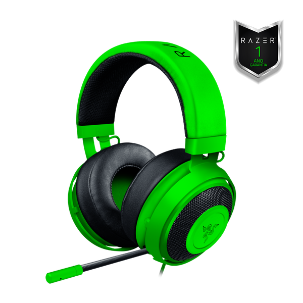 Headset Razer Audio Kraken Pro V2 Green