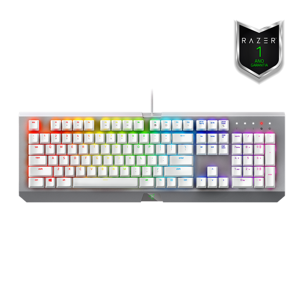 Teclado Blackwidow X Chroma Razer Mercury