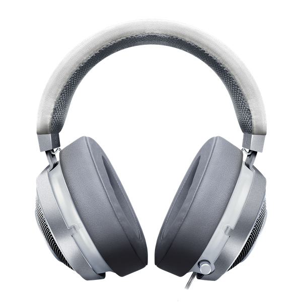 Headset Razer Kraken 7.1 V2 Chroma Mercury com Microfone