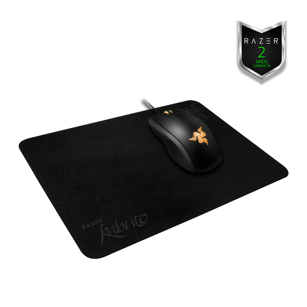 Kit Razer Krait + Mouse Pad Kabuto