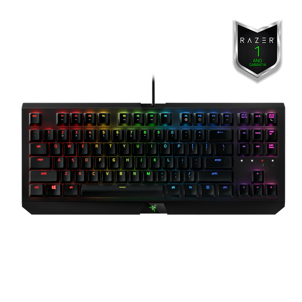 Teclado Gamer Blackwidow X Chroma Tournament Edition Razer
