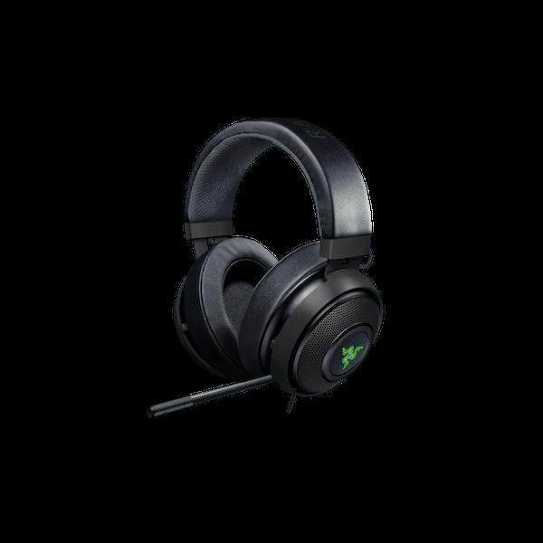 Headset Razer Kraken 7.1 V2 Chroma Gunmetal com Microfone