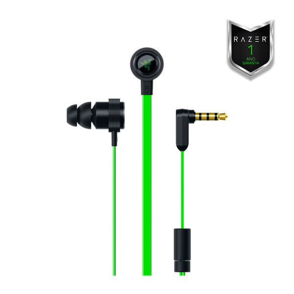 Headphone Razer Hammerhead V2 Sem Microfone