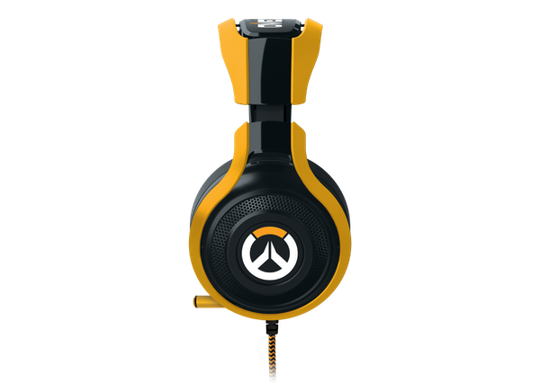 Headset Razer Man O'War Tournament Overwatch Com Mic (Ps4, Pc E Mac)