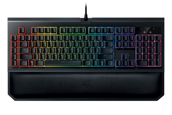 Teclado Razer Blackwidow Chroma V2 Yellow Switch