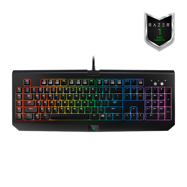 Teclado Gamer Razer Blackwidow Chroma - PC
