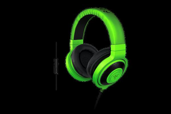 Headset Razer Kraken Pro Green Com Microfone 2015