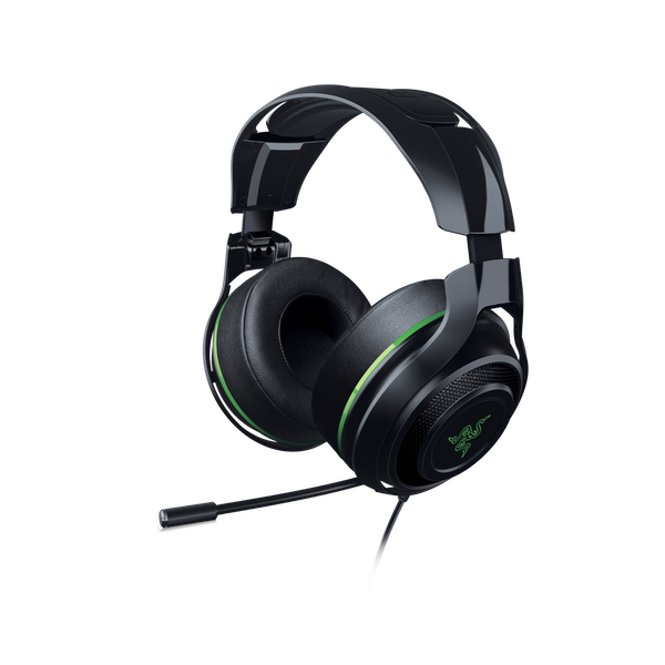 Headset Razer Audio Man O' War 7.1 Green