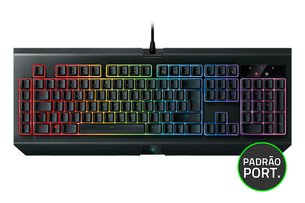 Teclado Razer Blackwidow Chroma V2 Port