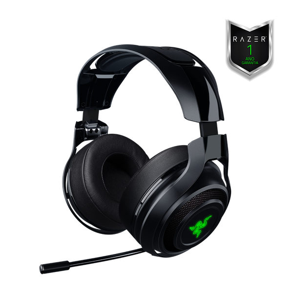 Headset Razer Man O'War Wireless Chroma Com Mic (Ps4, Pc E Mac)