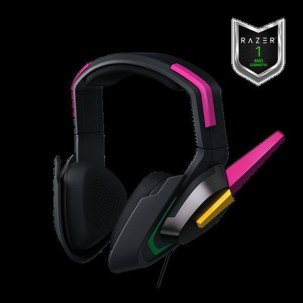 Headset Razer D.va Meka - Overwatch
