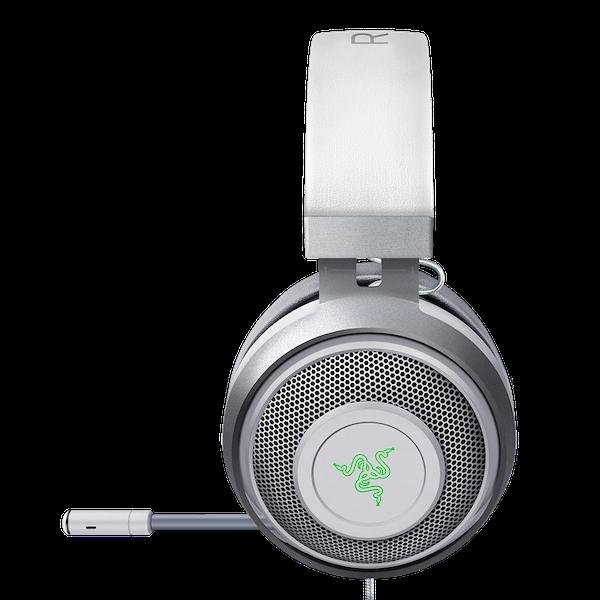 Headset Razer Kraken 7.1 V2 Chroma Mercury com Microfone - Open box