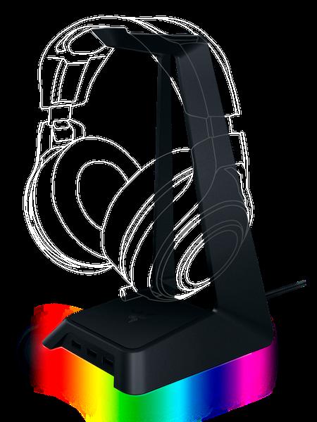 Headphone Razer Stand Chroma Base Station Chroma