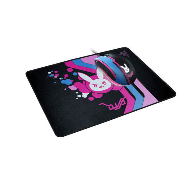 Mouse Pad Razer Goliathus Overwatch D.va Medium Speed - Open box
