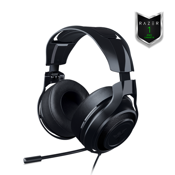 Headset Razer Audio Man O'War 7.1 Black Edition