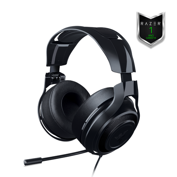 Headset Razer Audio Man O'War 7.1 Black Edition